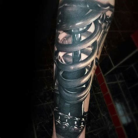 70 motocross tattoos for men dirt bike design ideas