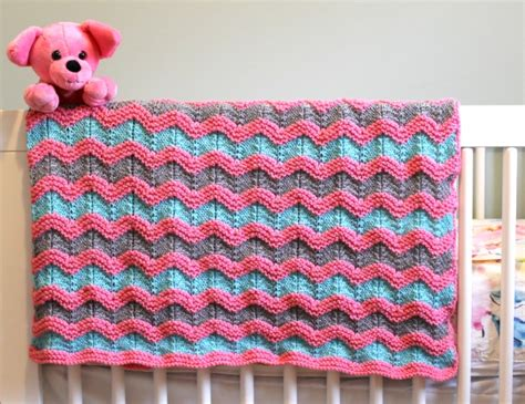 won knitting knitting pattern for classic ripple baby afghan