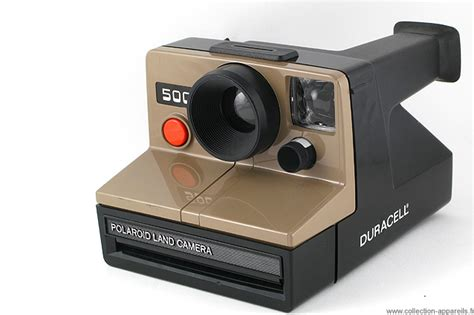 polaroid land 500 polaroid 500 duracell