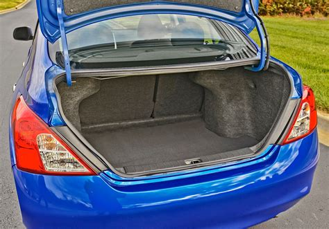 nissan tiida trunk space nissan tiida versa sedan specs 2011 2012 2013 2014