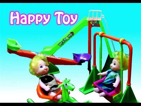 Mainan Swing Doll Boneka Ayunan ayunan videolike