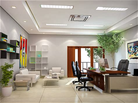 Office Interior Design Ideas Great Cool Office Interior Ideas Home Design 424