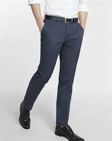 skinny innovator heathered stretch dress pant express
