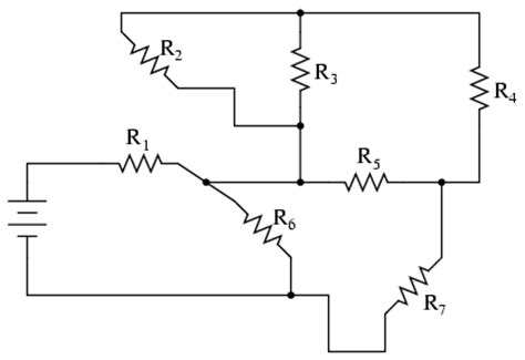 resistor circuits problems parallel circuit diagram schematic get free image about wiring diagram