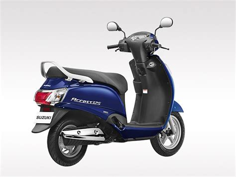 Suzuki Model 2016 Suzuki Access 125 New Model All Details Here