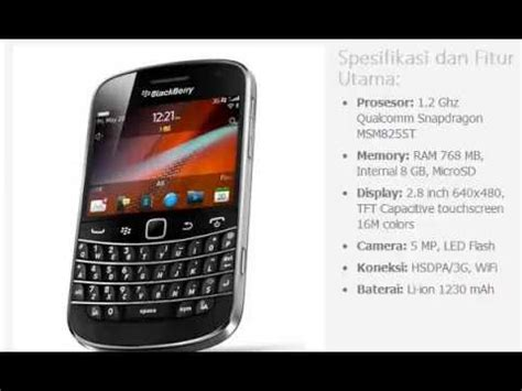 Hp Blackberry Bold 9900 harga hp blackberry bold 9900 dakotagadgettekno
