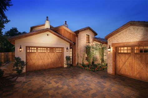 House Plans With Vaulted Ceilings beautiful attache case in garage and shed mediterranean