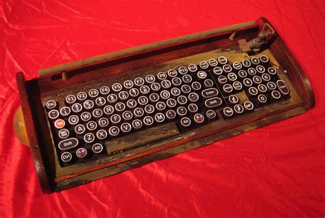 A Vintage Keyboard by Keyboard By Woodguy32 On Deviantart