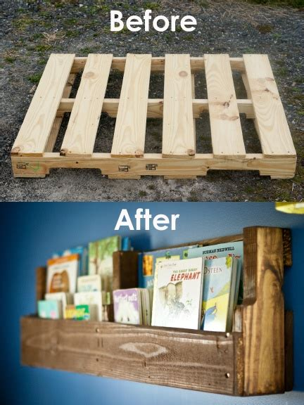 the pallet book diy projects for the home garden and homestead books diy pallet idea pallet bookshelves diy pallet ideas