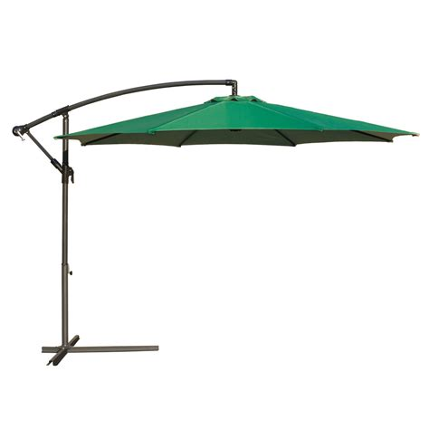 cantilever patio umbrella with led lights offset patio umbrella with led lights hton bay 11 ft