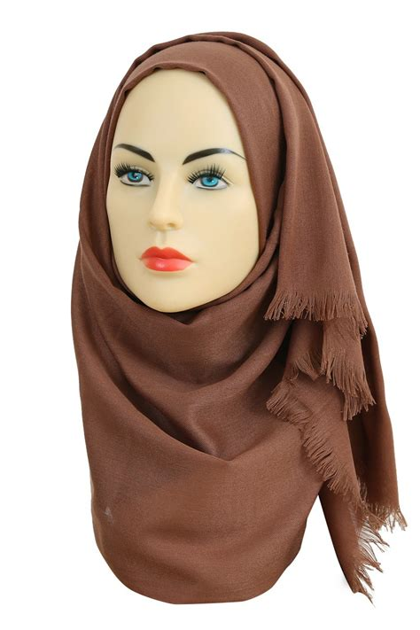 maxi dina brukat marron islamique tenue mode musulmane boutique abaya