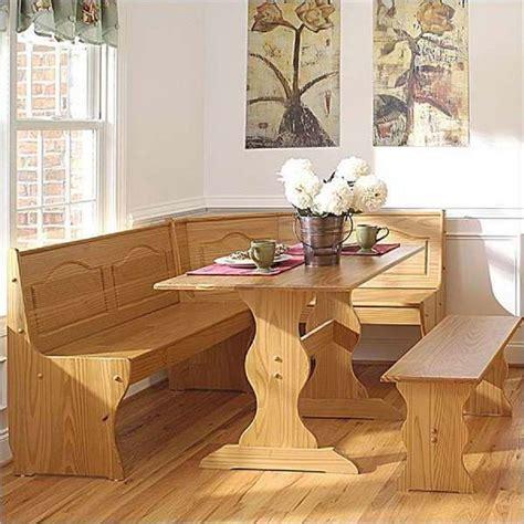 enjoy breakfast  corner booth dining set randolph