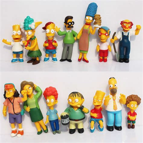 The Simpsons Family Figure buy wholesale simpsons toys from china simpsons
