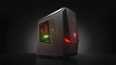 gaming pc desk lenovo ideacentre y900 gaming desktop review gearopen