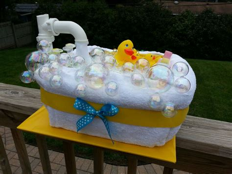 bathtub diaper cake rubber ducky bathtub diaper cake 55 size one diapers
