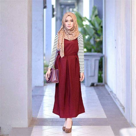 Rompi Modis Terkini 17 style baju simple yang stylish dan modis untuk remaja