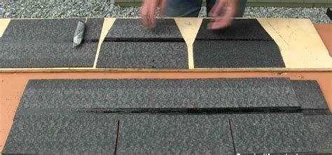 how to build a shed part 13 installing a 3 tab asphalt