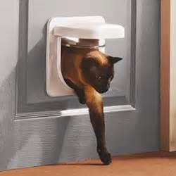 Microchip Cat Flap For Glass Door by Petsafe Petporte Smart Flap Microchip Cat Door Co