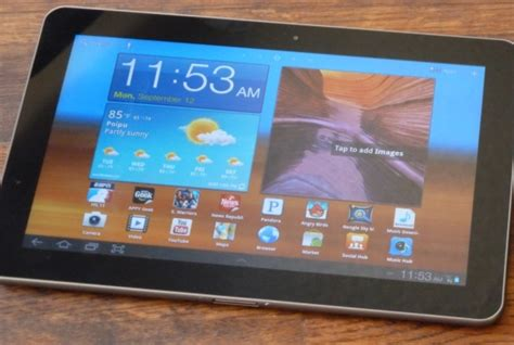 Galaxy Tab 1 10 1 Bekas samsung galaxy vs the competition galaxy tab 10 1 android tablet review