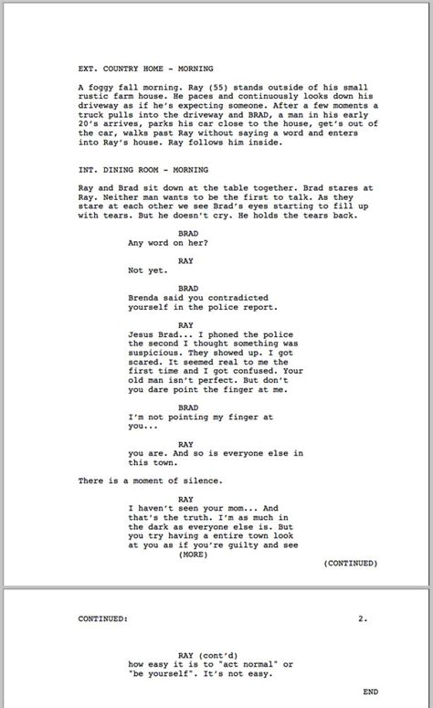 script storyboard template how to storyboard for part 2338