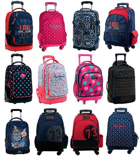 imagenes de mochilas escolares juveniles mochilas escolares con ruedas perfectas para regalar