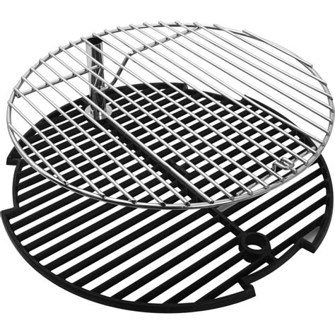 Grate Rack by Shop Big Steel Keg Cast Iron Cooking Grate At Lowes