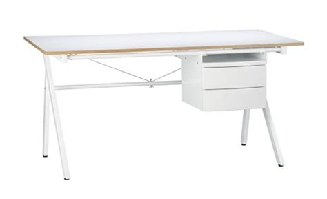 Cb2 Desk by Workalicious Cb2 Graph Desk