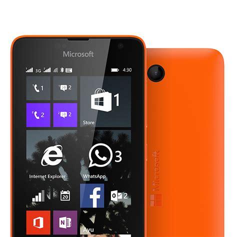 Hp Nokia Lumia Dibawah 1 5 Juta spesifikasi lumia 430 windows phone harga dibawah 1 juta markastekno