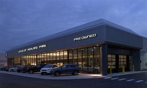 Lexus Highland Park lexus of highland park car dealership in highland park il