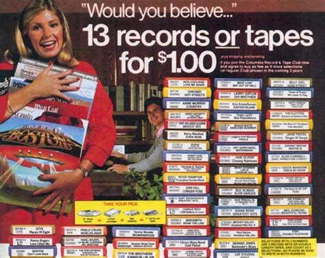 columbia house music phone number rip columbia house anthony s notes