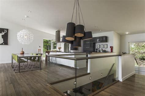 cuisine salon salle à manger bromont communier avec la nature pactiser avec la