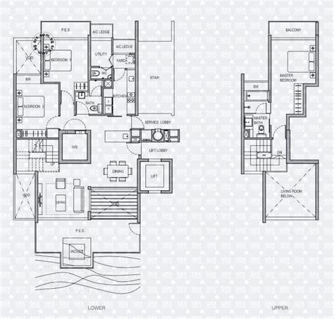 floor plans for h2o residences condo srx property floor plans for holland residences condo srx property