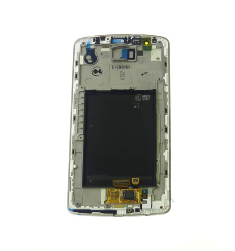 Lg Type G3 lcd touch screen front panel white original for lg