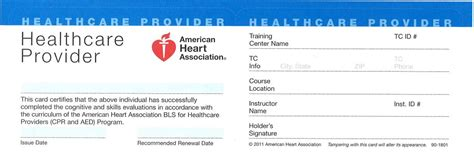 cpr card template home cpr aid acls pals bls and heartsaver