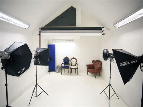 Desain Studio Foto Minimalis | desain studio foto unik dengan dekorasi interior yang