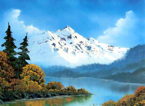 bob ross painting easy im 225 genes arte pinturas pinturas paisajes bob ross