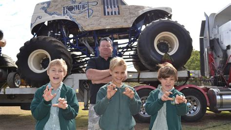 monster truck show brisbane monster truck show in danger of being cancelled the