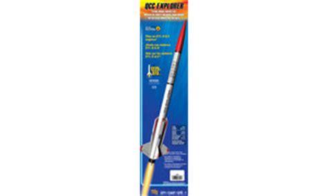 game design qcc amazon com estes qcc explorer model rocket kit toys games
