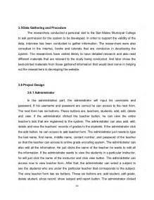 Research Paper Information Technology Pdf by Thesis In It Grade Encoding And Inquiry System Via Sms Technol