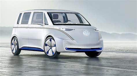 volkswagen microbus 2017 2017 volkswagen electric vw microbus concept