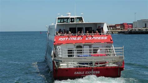 rottnest express boats fremantle wa australia february 18 2014 rottnest