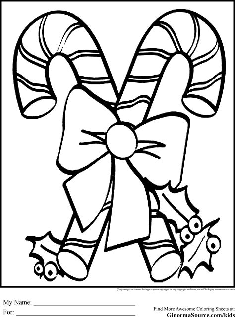 printable christmas coloring pages pinterest christmas coloring pages for kids candy canes coloring