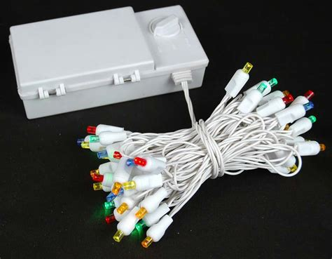 battery operated solar lights multi led battery operated and solar powered lights