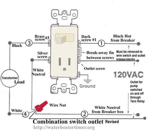 leviton switch outlet combination wiring diagram 48