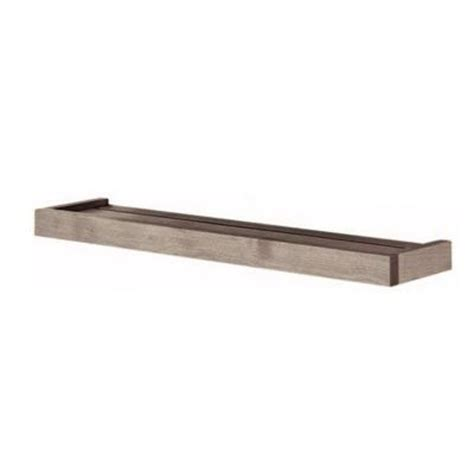 Decorative Shelves Home Depot by Home Decorators Collection 60 In W X 5 25 In D X 1 5 In