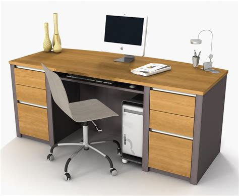 Modern Office Desk Ls by Modern Office Desk D S Furniture
