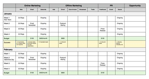 marketing plan for small business sle reportz725 web