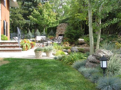 landscaping a large backyard backyard pond landscaping ideas fres hoom