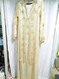 Baju Bola Warna Gold garage sales baju kebaya pengantin warna gold veil