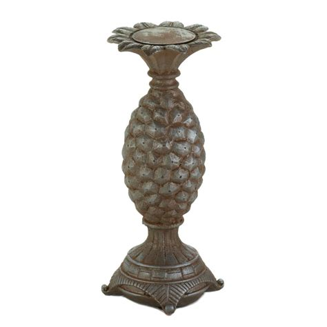 Buy Candle Holders by Wholesale Large Pineapple Candleholder Buy Wholesale